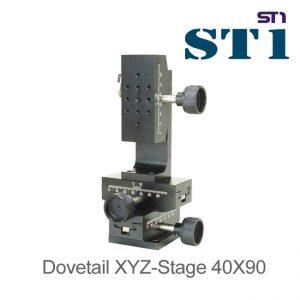 Dovetail Xyz Screw Stages 40 90 40 140 Jangbi24