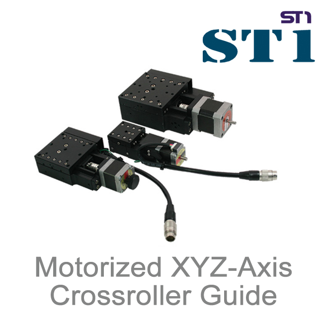 Motorized Xyz Axis Crossroller Guide 100 120 150 Jangbi24