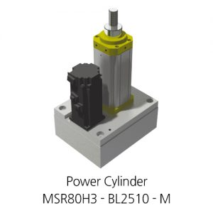 [MSR80H3 - BL2510 - M] POWER CYLINDER