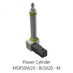 [MSR50W20 - BL5020 - M] POWER CYLINDER