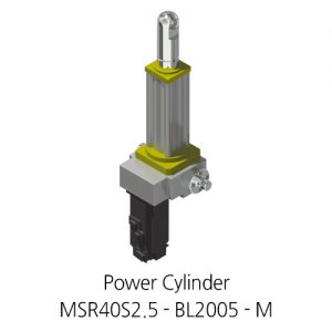 [MSR40S2.5 - BL2005 - M] POWER CYLINDER