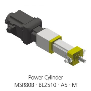[MSR80B - BL2510 - A5 - M] POWER CYLINDER