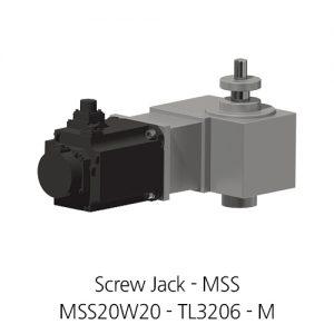 [MSS20W20 - TL3206 - M] SCREW JACK - MSS