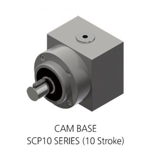 [SCP10 SERIES (10 Stroke)] CAM BASE