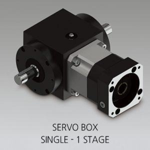 [SINGLE - 1 STAGE] SERVO BOX