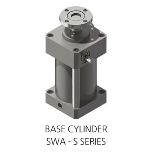 [SWA - S SERIES] BASE CYLINDER