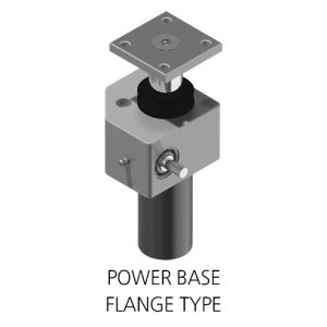 [FLANGE TYPE] POWER BASE